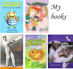 click here - MY BOOKS!