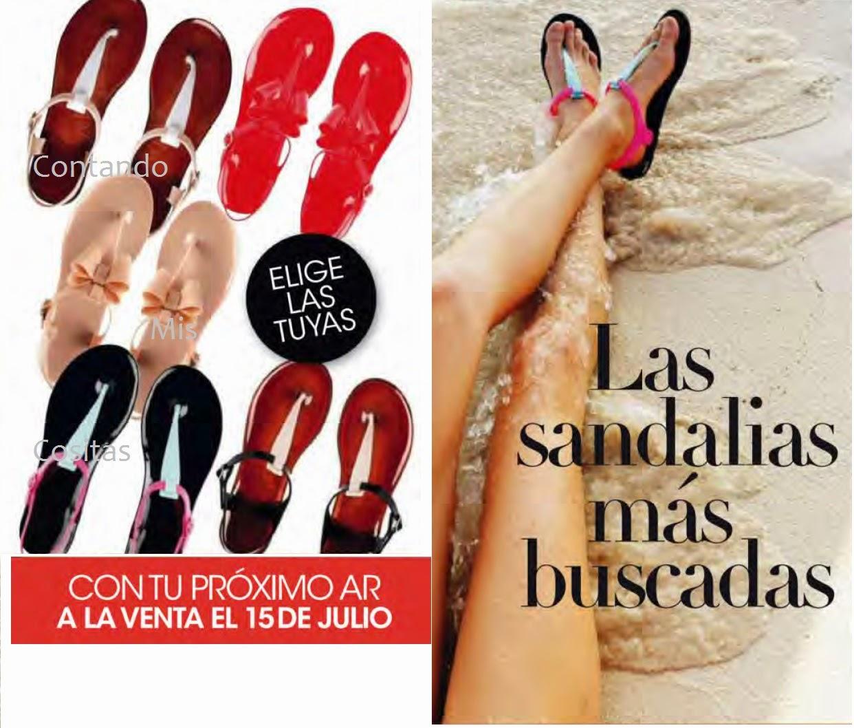 sandalias plastico revista ar julio 2014