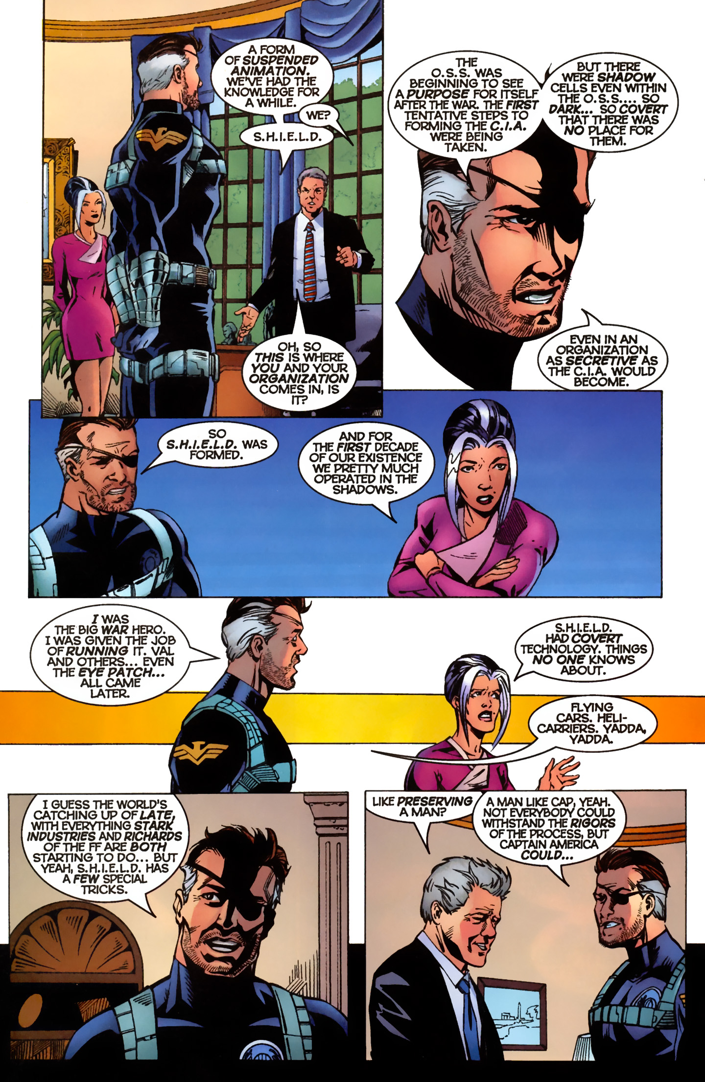 Captain America (1996) Issue #7 #7 - English 13