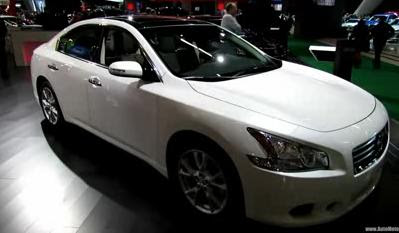to sporty sedan class nissan today releases new 2014 nissan maxima ...
