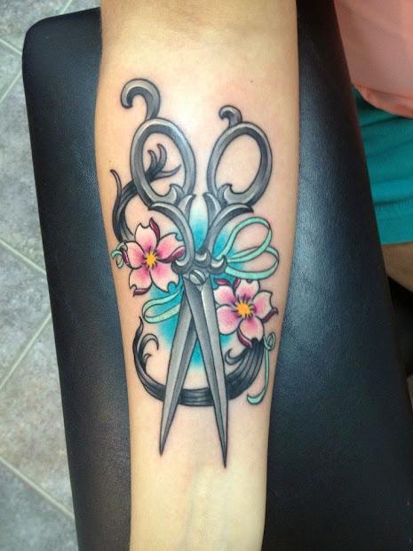 tatuajes de peluquer belagoria