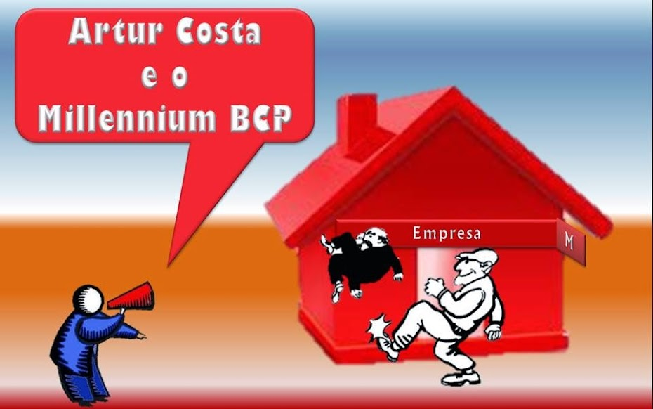 Artur Costa e o Millenniumbcp