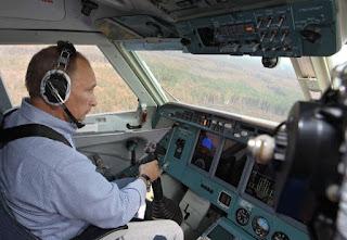 Ποιο air force one και τρίχες…! Δες το αεροσκάφος του Πούτιν! Θα μείνεις άφωνος