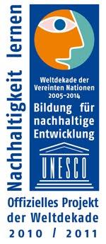 Dekadenprojekt 2010 / 2011