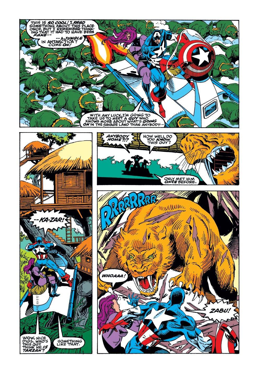 Captain America (1968) Issue #415 #364 - English 4