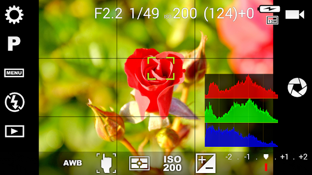 How To Convert Android or Iphone into DSLR