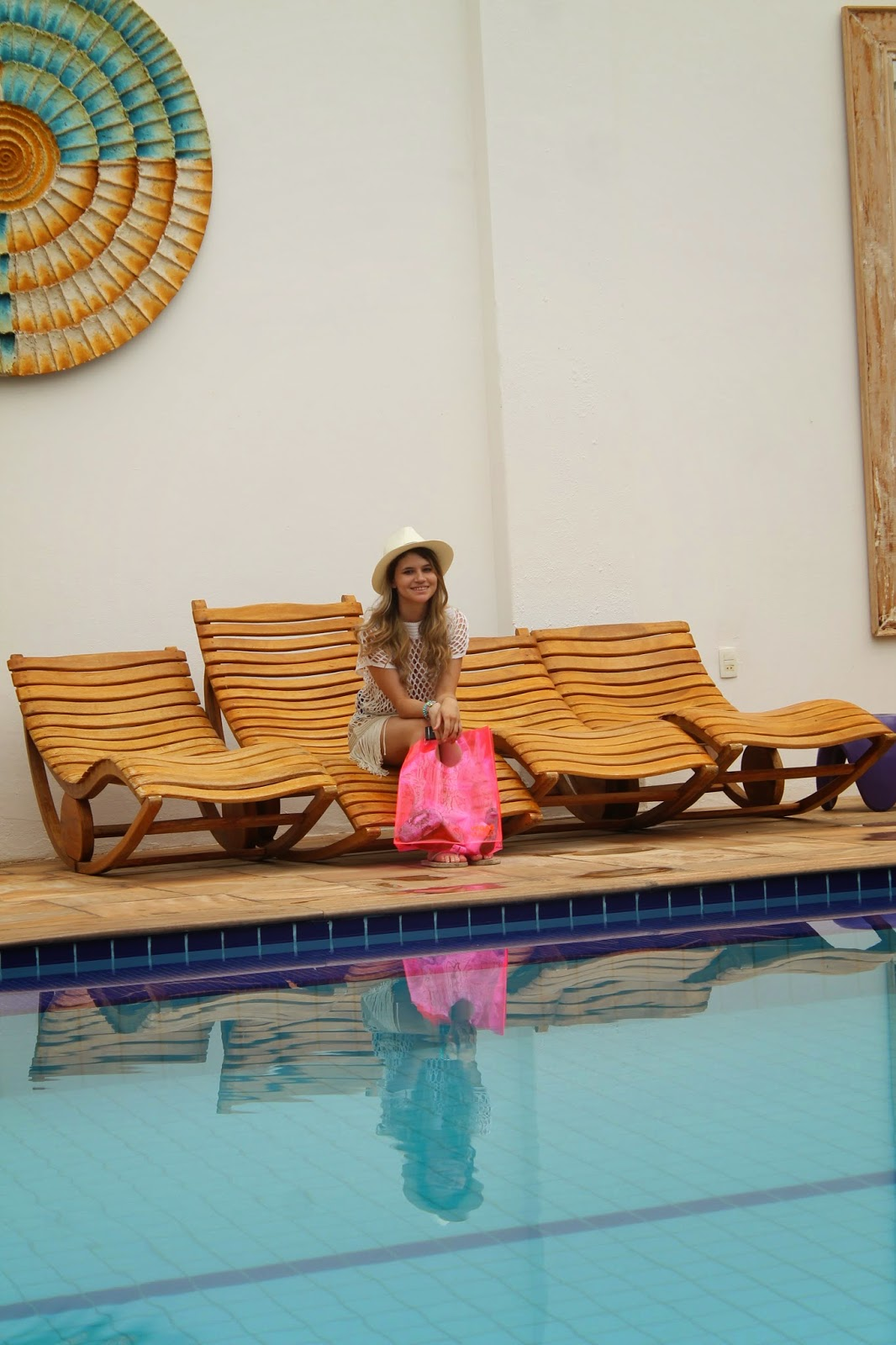 Bárbara Olimpia - piscina coberta