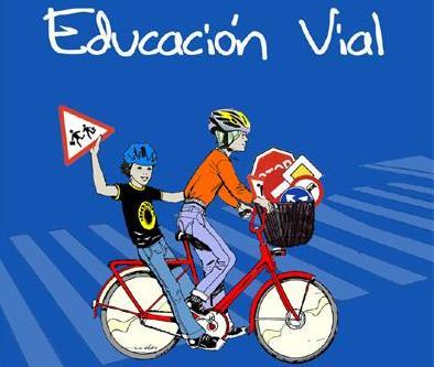 Dibujo por la Semana de la Educación Vial