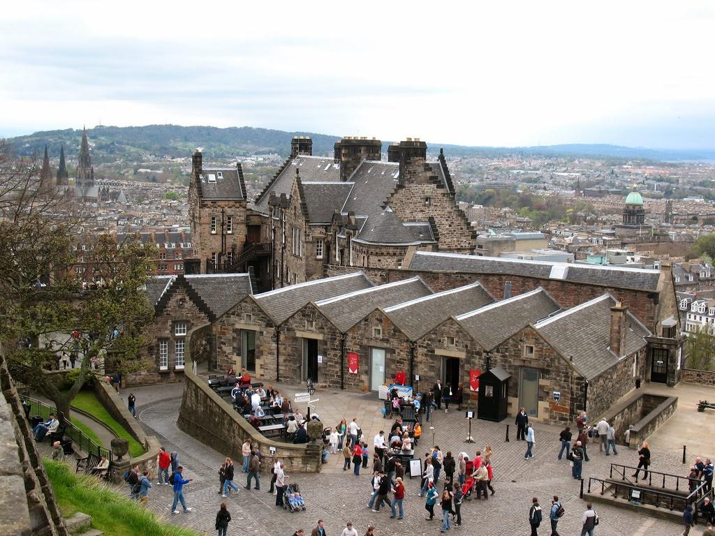 Pinceladas actuales edimburgo capital de escocia for Mas edimburgo