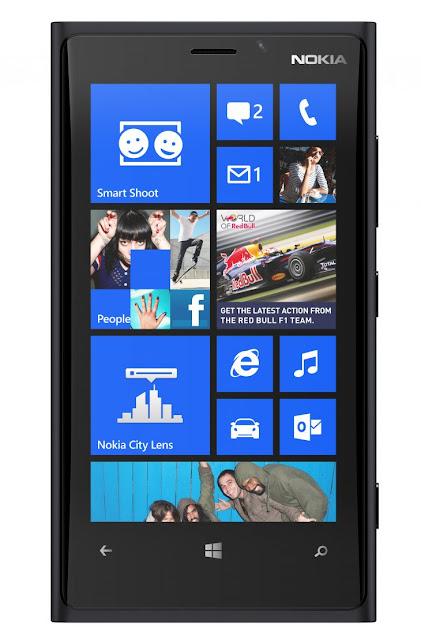 Nokia Lumia 920 Windows Mobile Phone Image 1