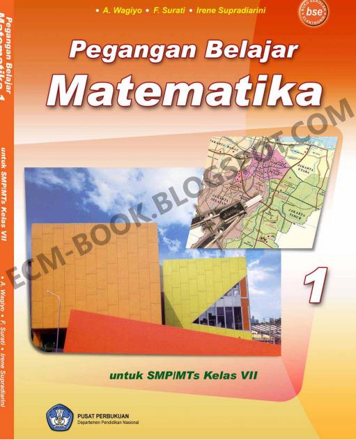 Buku Kita Pegangan Belajar Matematika Untuk Smp Mts Kelas 7