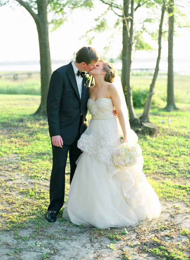 Steal Worthy Wedding A Parisian Inspired Southern Affair