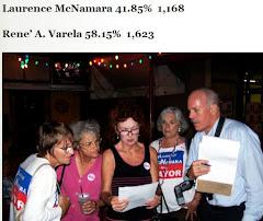 Remember Tom McGow's blog? Recall McNamara's run for mayor?