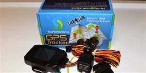 2. Tracker GPS Superspring VT - 90M