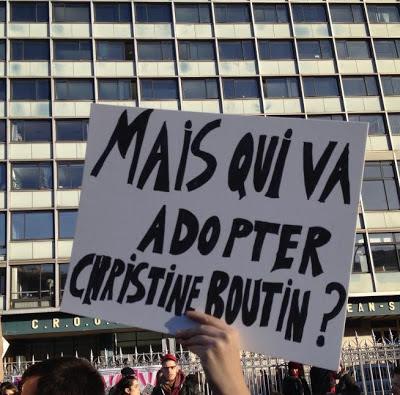 homosexualité, Mariage pour tous manifestation paris