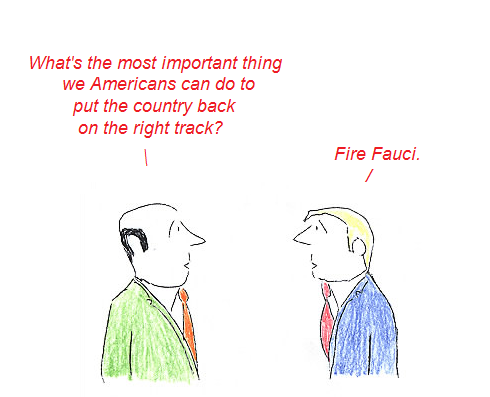 cartoon, fauci, cdc, nih, cover-up, hhv-6