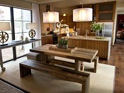 Reclaimed Dining Room Furniture