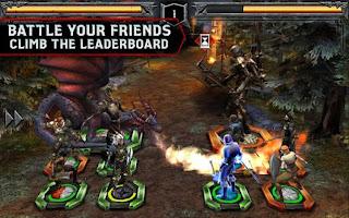 صورة من لعبة Heroes of Dragon Age 1.7