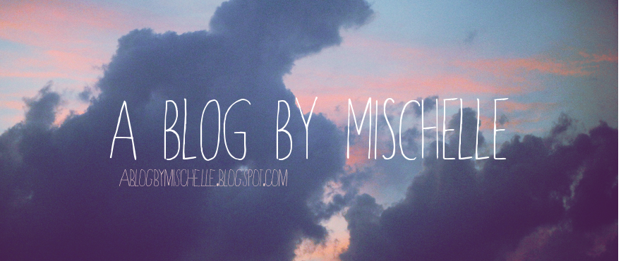 a blog by Mischelle