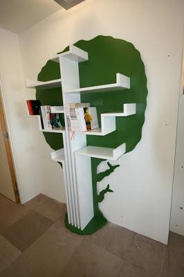 Fruitheart Tree Bookshelf I Want