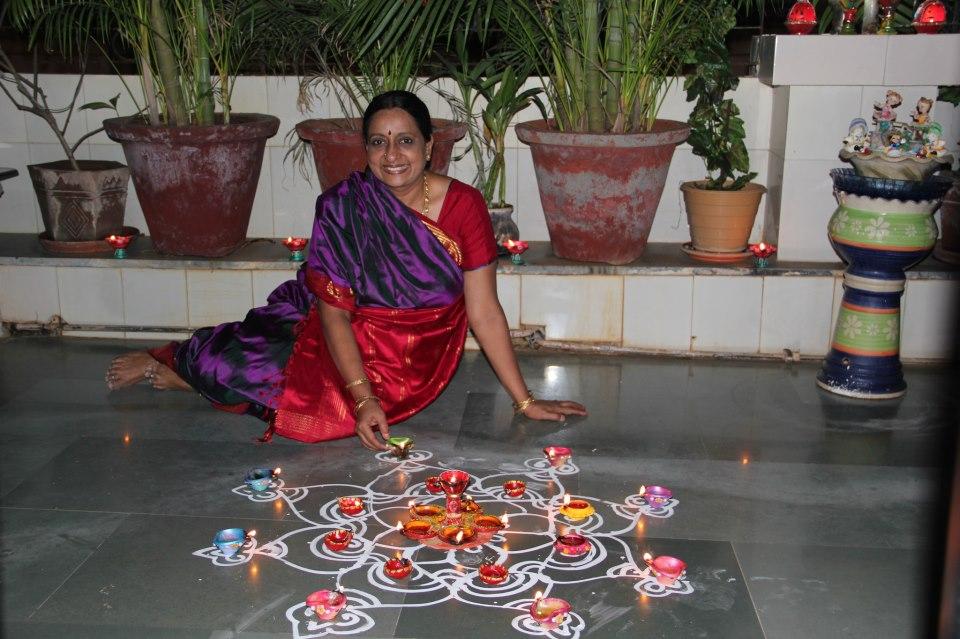 Brinda 39 s banter karthigai deepam for Terrace meaning in tamil