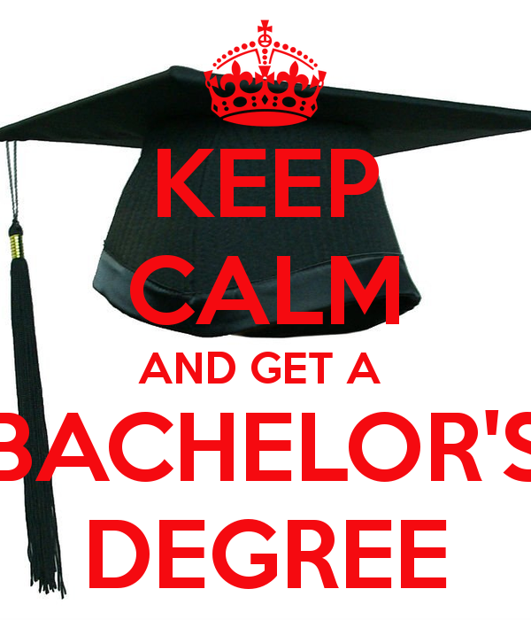 What comes after your bachelors degree