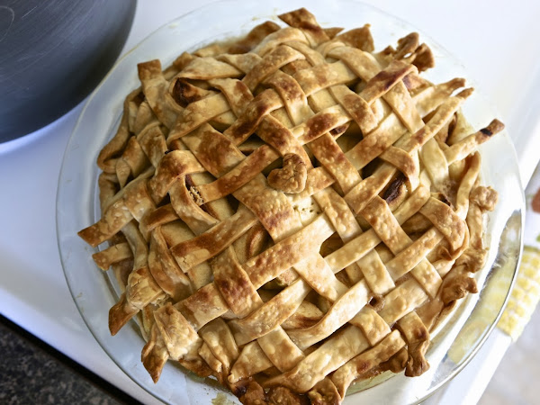 Easy Home-made Apple Pie
