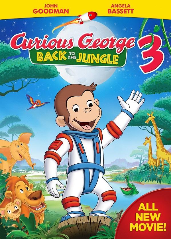 Chú Khỉ Tinh Ngịch 3: Thả Khỉ Về Rừng - Curious George 3: Back To The Jungle