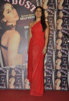 Kareena Kapoor as Sexiest Woman