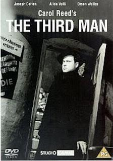 DVD cover The Third Man 1949 Joseph Cotten Orson Welles