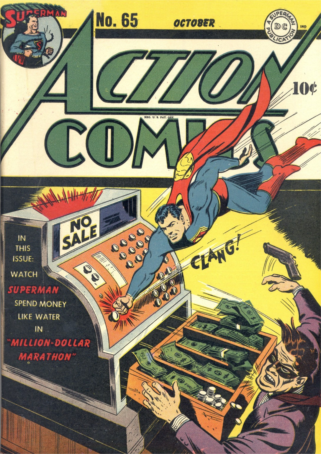 Action Comics (1938) 65 Page 1