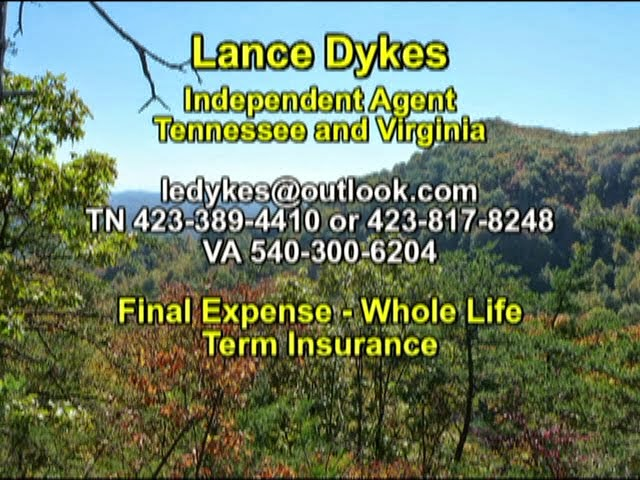 Lance Dykes Life Insurance. It's never too early to protect your family