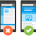 Google-ի որոնման արդյունքներում այժմ հաշվի է առնվում կայքի բջջային տարբերակի առկայությունը