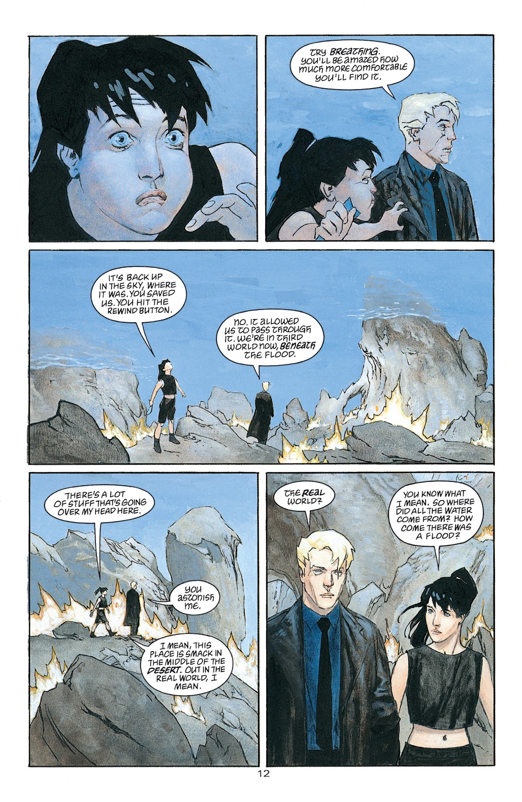 Sandman Presents: Lucifer Issue #3 #3 - English 13