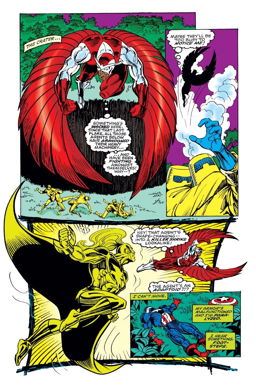 Captain America (1968) Issue #440 #392 - English 21