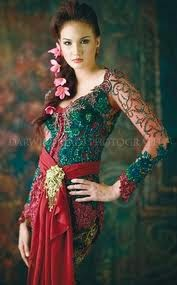 Foto Model Baju Kebaya Indonesia