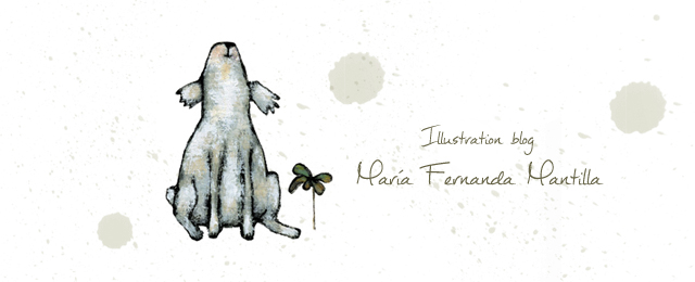 María Fernanda Mantilla - Illustration