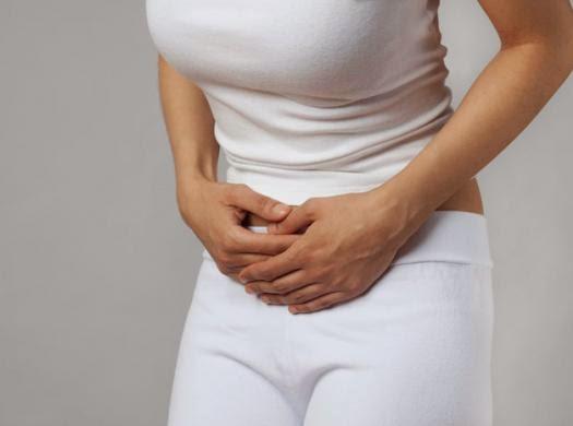 underlivssmerter efter menstruation