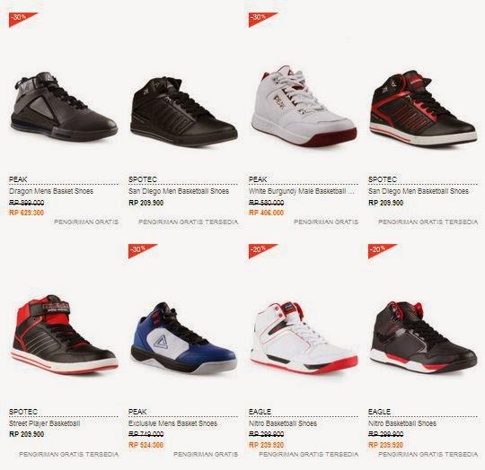 Jual Sepatu Basket Murah dan Original ~ Toko Sepatu Olahraga Original 5a48a3888e