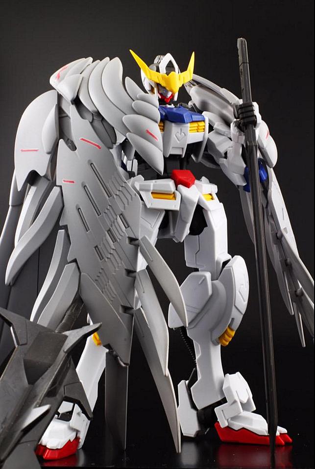 Gundam Guy Hg 1 144 Gundam Barbatos Customization Idea
