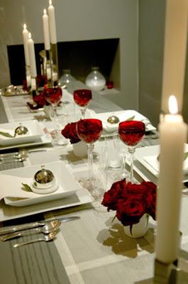 mesa+decorada+dia+dos+namorados+espacio+hogar Sugestão de mesa para Dia dos Namorados