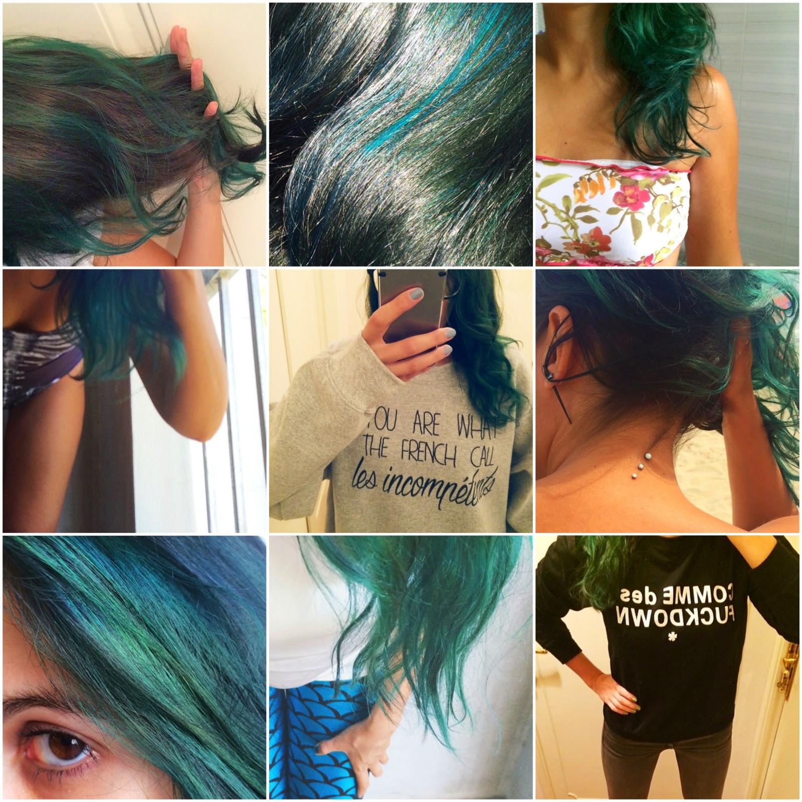 Decolorazione capelli fa male