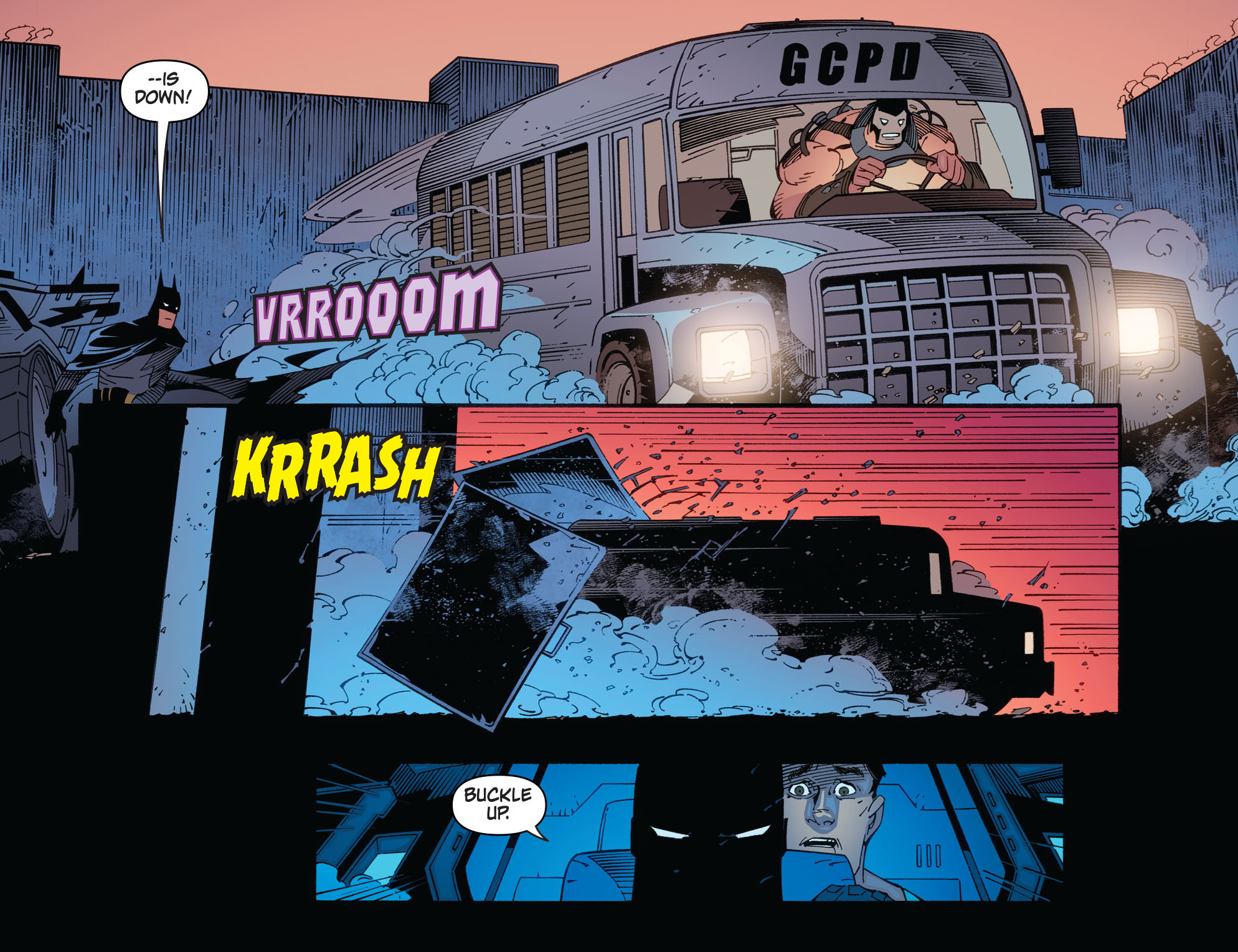 Batman: Arkham Knight [I] Issue #15 #17 - English 16