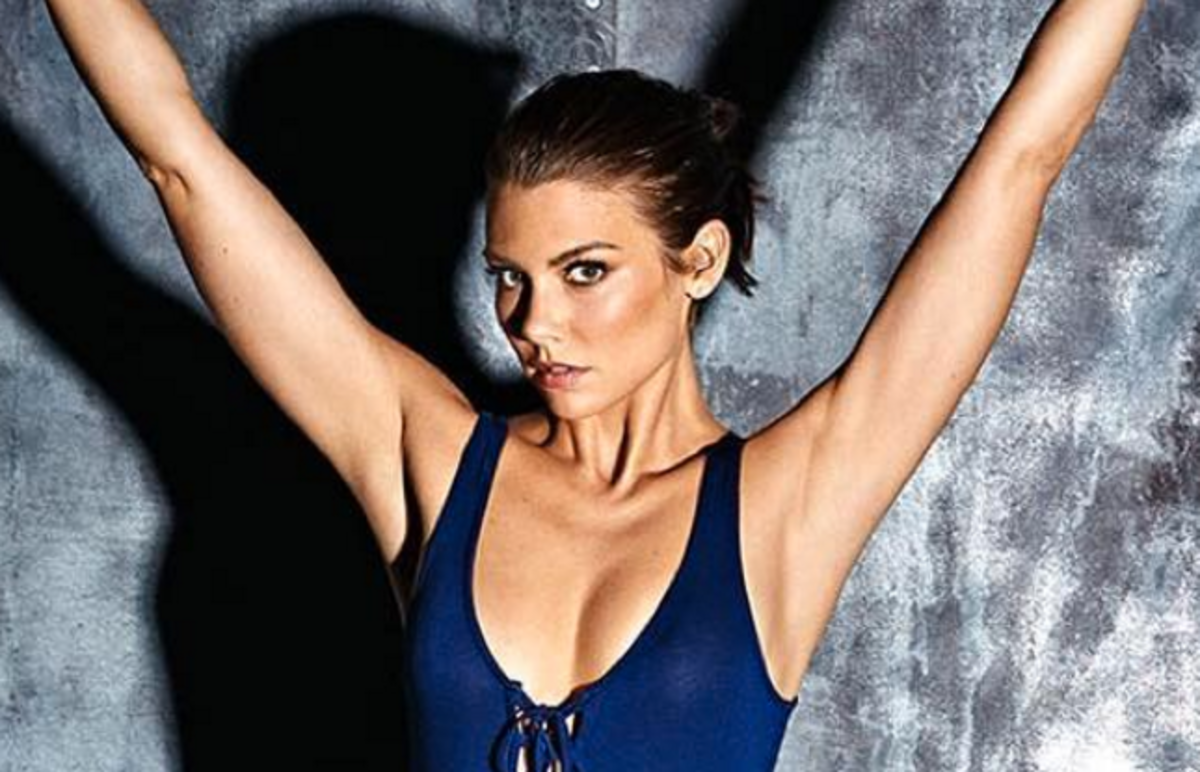 abe s words lauren cohan   abe s beauty of the month october 2016