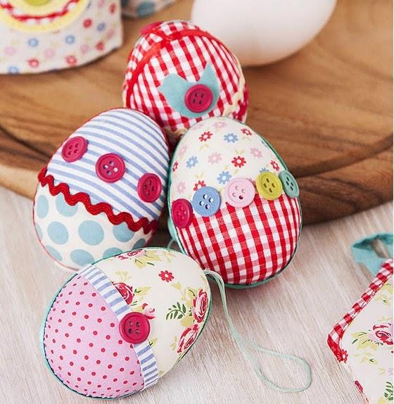 Украсить к пасхе яйцо своими руками