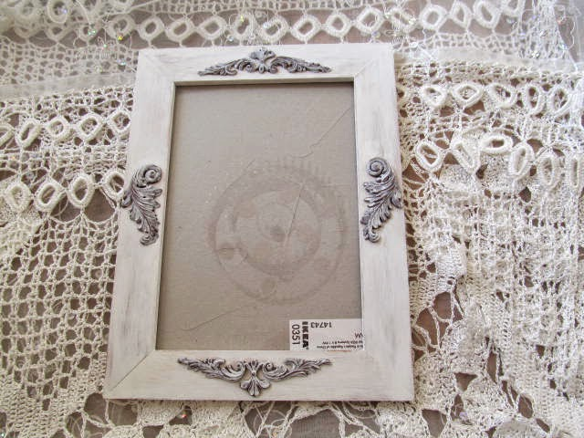 hillovely,hilla bushari,fimo,polymer clay, shabby chic frame , free fimo turorial