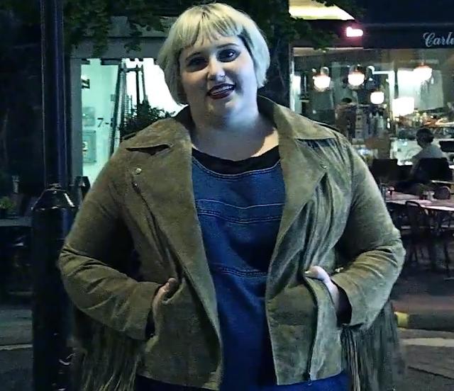 Asos Curve Girl Gang Goals - Toodaloo Katie