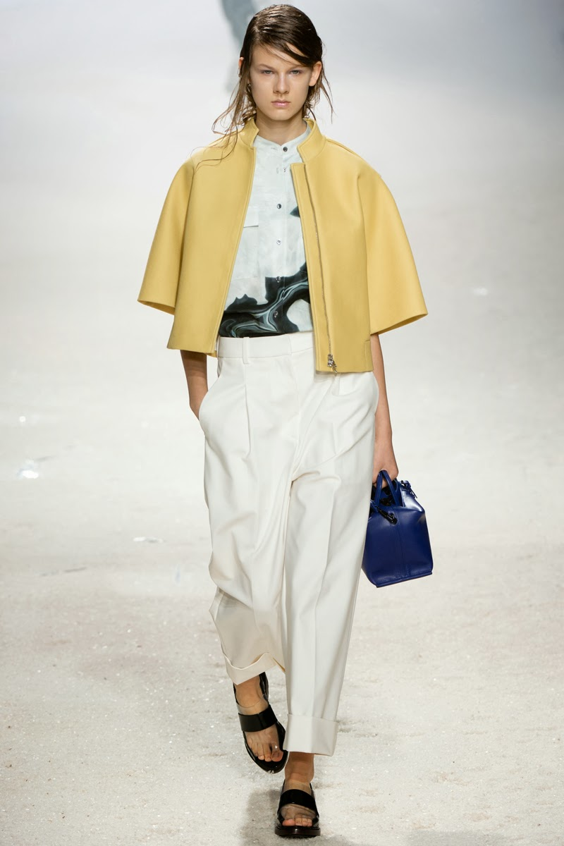 Phillip Lim Collection Spring 2014