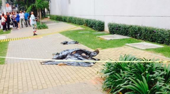 GUARULHOS - Briga de casal termina em tragédia no Centro de Guarulhos