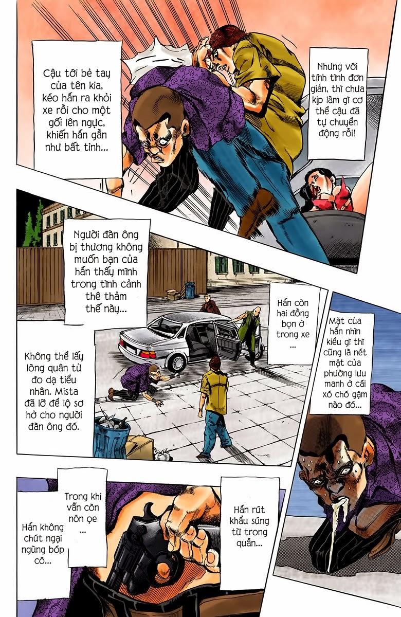 JoJo Bizarre Adventure trang 4